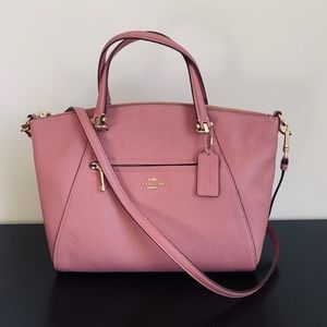 Coach Prairie Satchel/Rose
